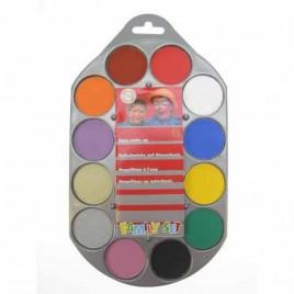 Family set palet 12 kleuren