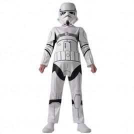 Star Wars Stormtrooper Kostuum met helm