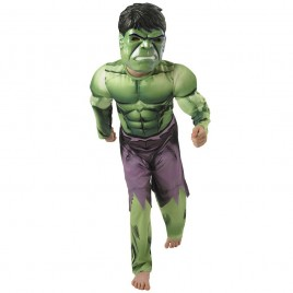 Incredible Hulk Kostuum met masker