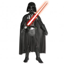 Star Wars Darth Vader Kostuum -Cape en helm