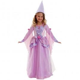 Prinses Corolle kostuum Lila