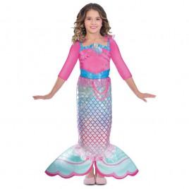 Barbie zeemeermin jurkje