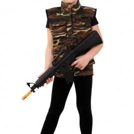 Camouflage vest kinderen