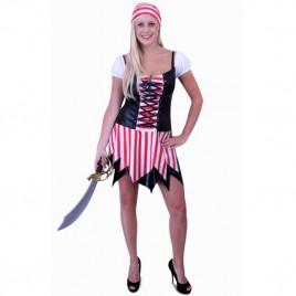 Pirate Girl Jurk-Bandana