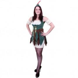 Robin Hood Jurk-Muts en Heuptasje