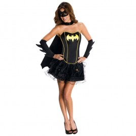 Bat Girl corset jurk