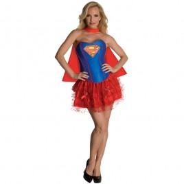 Super Girl corset jurk