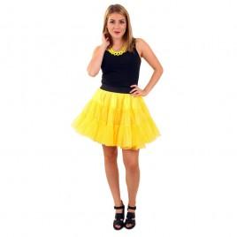 Petticoat geel