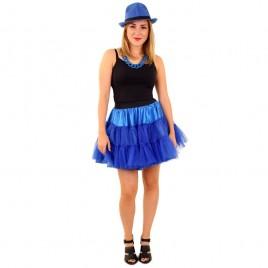 Petticoat Blauw