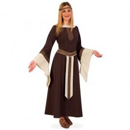 Jurk middeleeuwse edelvrouw