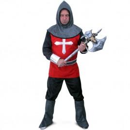 Ridder Shirt-Broek-Muts en riem