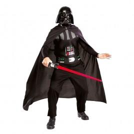 Star Wars Darth Vader Masker Borstpantser -Cape -Lightsaber