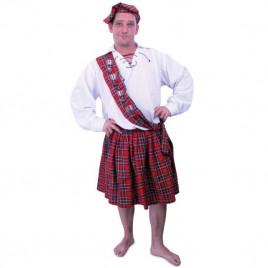 Schot Cheers Blouse-Kilt-Muts-Sjerp