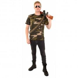 Camouflage  T-schirt
