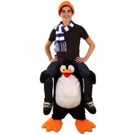 Gedragen door pinguin