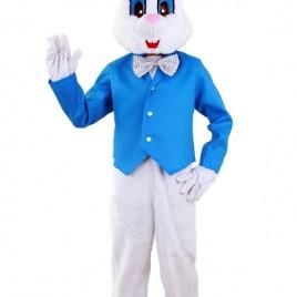 Mascotte Paashaas kostuum