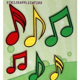 Applicatie Muzieknoten