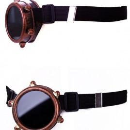 Steampunkbril monocle