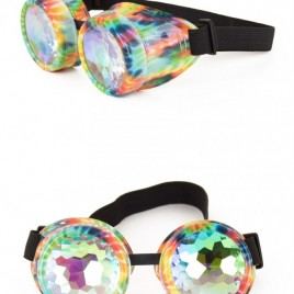 Kaleidoscope Bril Tie Dye