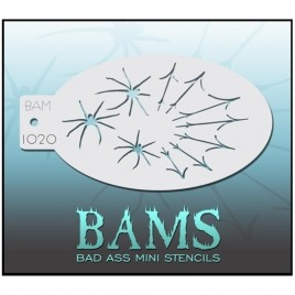 Bad Ass Bam Sjabloon 1020