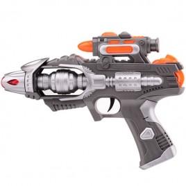 Space pistool (licht en geluid)