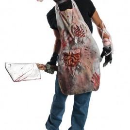 Zombie slagers schort