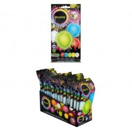 Led balloons mix (23cm)