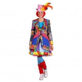 """Damesjas """"Clown"""""""